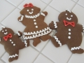 0118 Gingerbread family