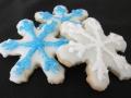 0338 Snowflake cookies