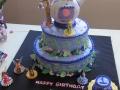 1649 Mia's birthday cake