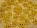2137 Summer Fun cookies for Jaidyn's 3rd Grade class