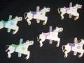 Carousel Horse Cookies - Copy