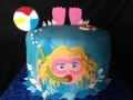 Snorkle Summer Cake