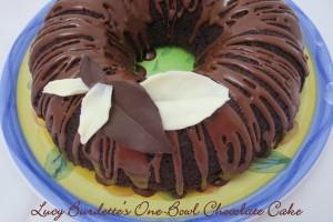 Lucy's Chocolate Cake