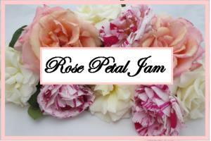 Rose Petal Jam Labels