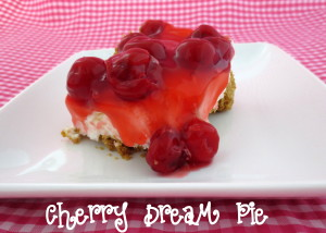 Cherry Dream Pie