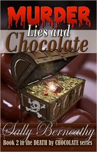 Murder Lies Chocolate