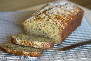 Zucchini Bread-
