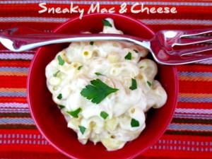 Sneaky Mac & Cheese