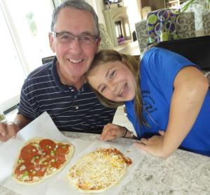 Easy Peazy Pizza Dough