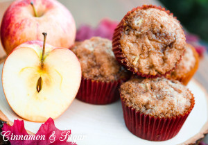 Cinnamon Apple Streusel Muffins-4505