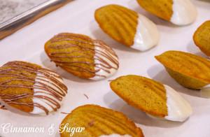 Pumpkin Spiced Madeleines-3701