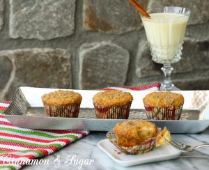 Clare's Eggnog Muffins-5322