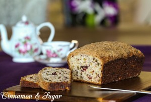 Cranberry Banana Bread-4781