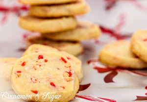 Peppermint Shortbread Cookies-5440