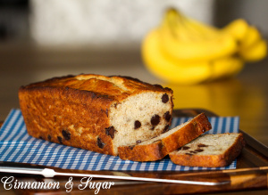 Amazing Aletha's Banana Bread-6302