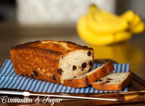 Amazing Aletha's Banana Bread-6302