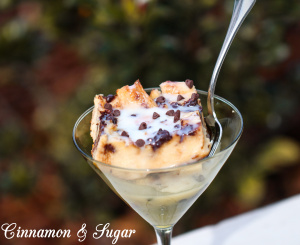 Chocolate Chip Bread Pudding-6134