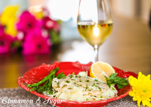 Even though this chicken with lemon dish is simple, Scaloppine Al Limone is elegant enough for guests yet easy and quick to make for a mid-week dinner.