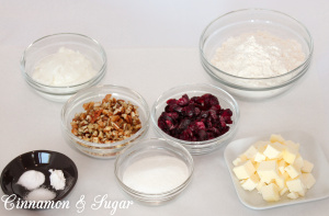 Cranberry Yogurt Scones-6924