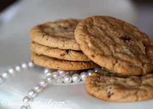 Chocolate Almond Crisps are crispy on the outside yet soft on the inside. Chocolate chips are the natural compliment to the almond butter flavored cookies.