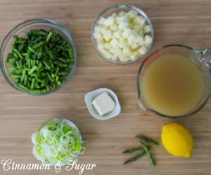 Creamy Asparagus Soup-7575