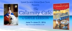 CALAMITY CAFE large banner448