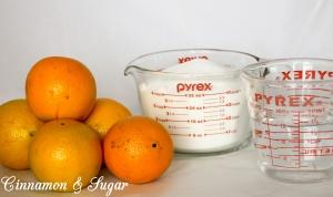 Tio's Flan de Naranja