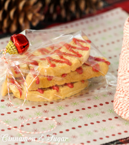 Paximathia Greek Biscotti are flavored using Ouzo for a traditional taste. These cookies can be made a few weeks in advance, perfect for gift giving!