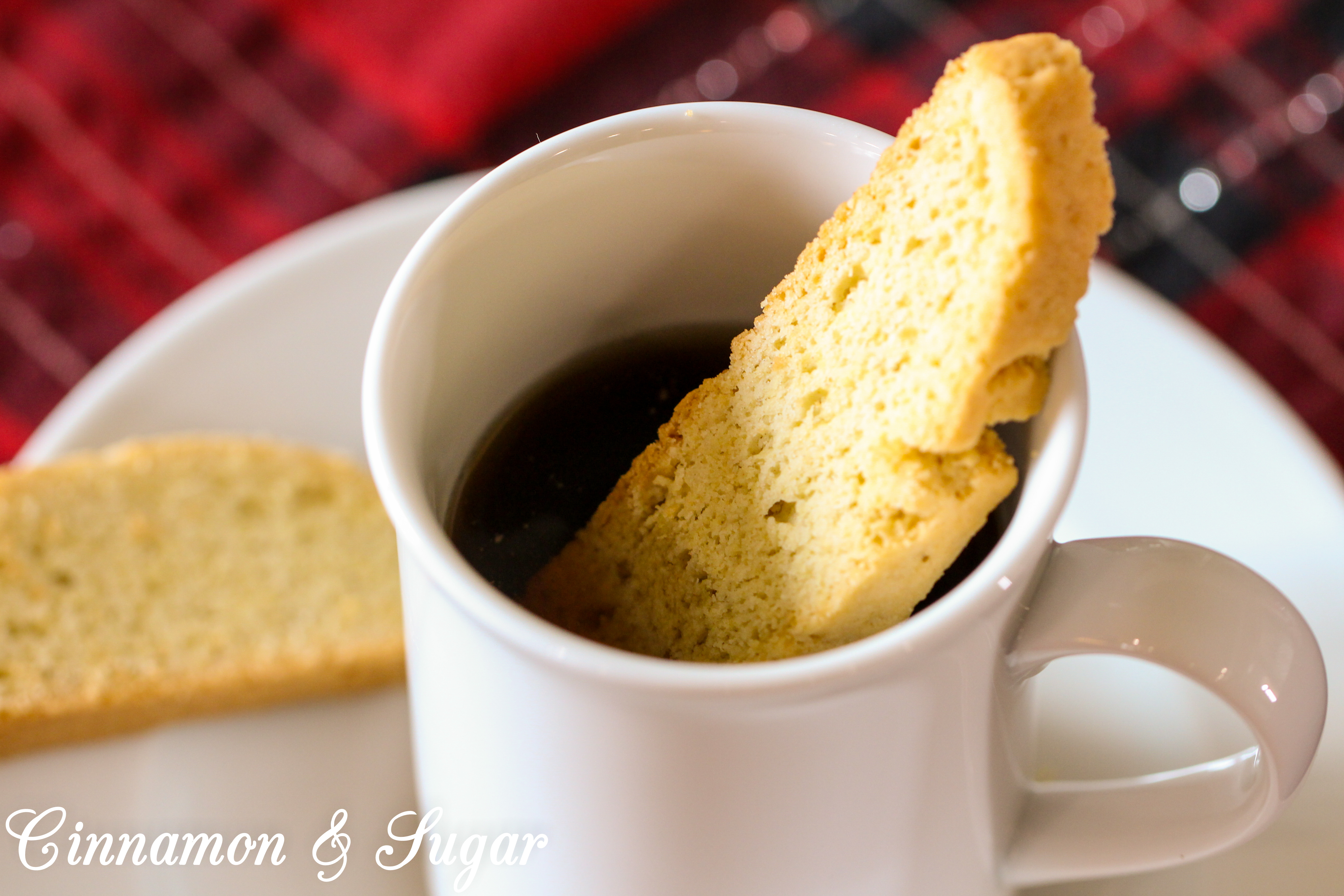 Paximathia - Spiced Greek Biscotti