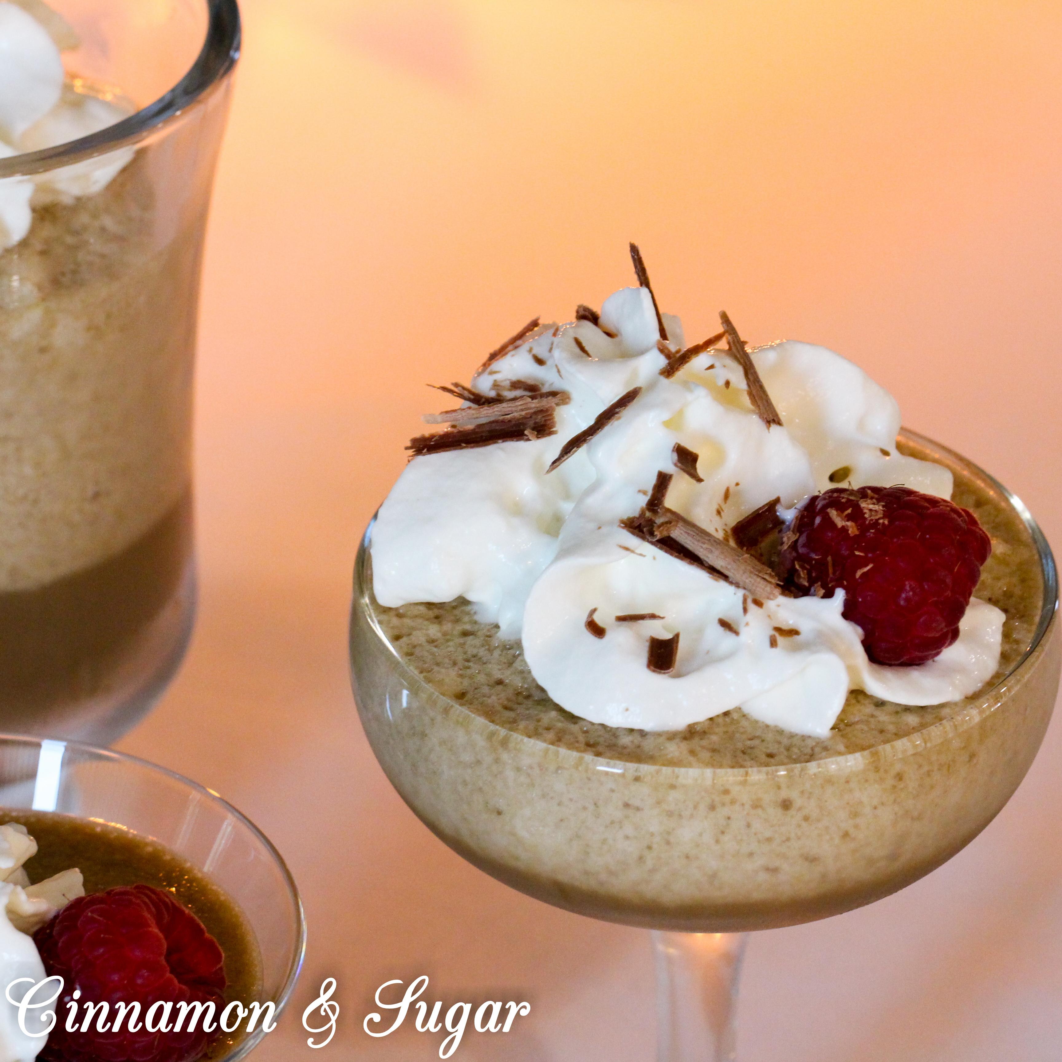 Coffee Soufflé