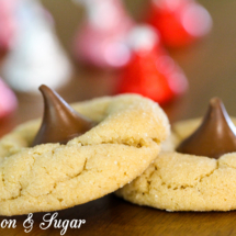 Peanut Butter Blossom Cookies-11