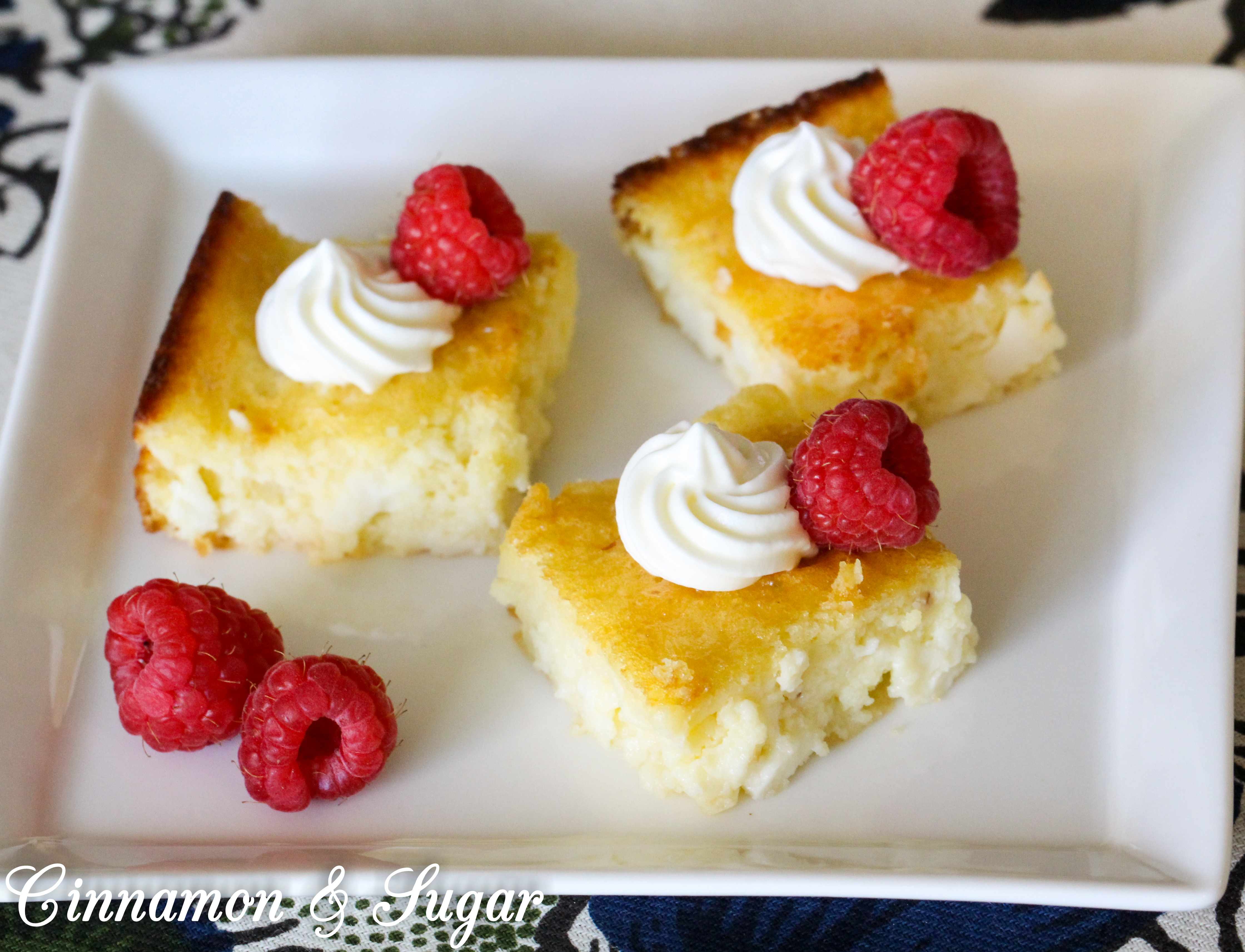 Swedish Cheesecake – Ostkaka