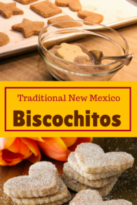 Biscochitos are New Mexico's State Cookie and traditionally made at Christmas time. These flaky, anise-flavored cookies are easy to mix up and unlike sugar cookies, don't require special handling or chilling. Dipped in a cinnamon and sugar mixture while still warm makes these cookies swoon-worthy!