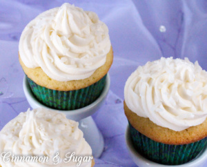 Supremely moist, the coconut is pulverized in a food processor before adding to the batter, adding great flavor without making the texture stringy or tough. A quick swirl of your favorite buttercream and a sprinkle of coconut on top will make these Coconut Cupcakes a hit with your friends and family.