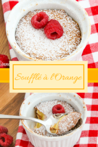 Soufflé à l'Orange is an easy-to-make, airy dessert that isn't overly sweet. The added crunch of buttery sugar around the edges provides additional texture.