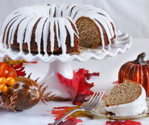 Six spices combine to infuse Chai Spice Cake with delicious flavor. With a generous drizzle of Cream Cheese Glaze, this showstopper will wow your guests!
