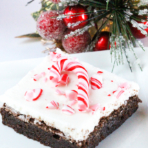 Candy Cane Brownies-10