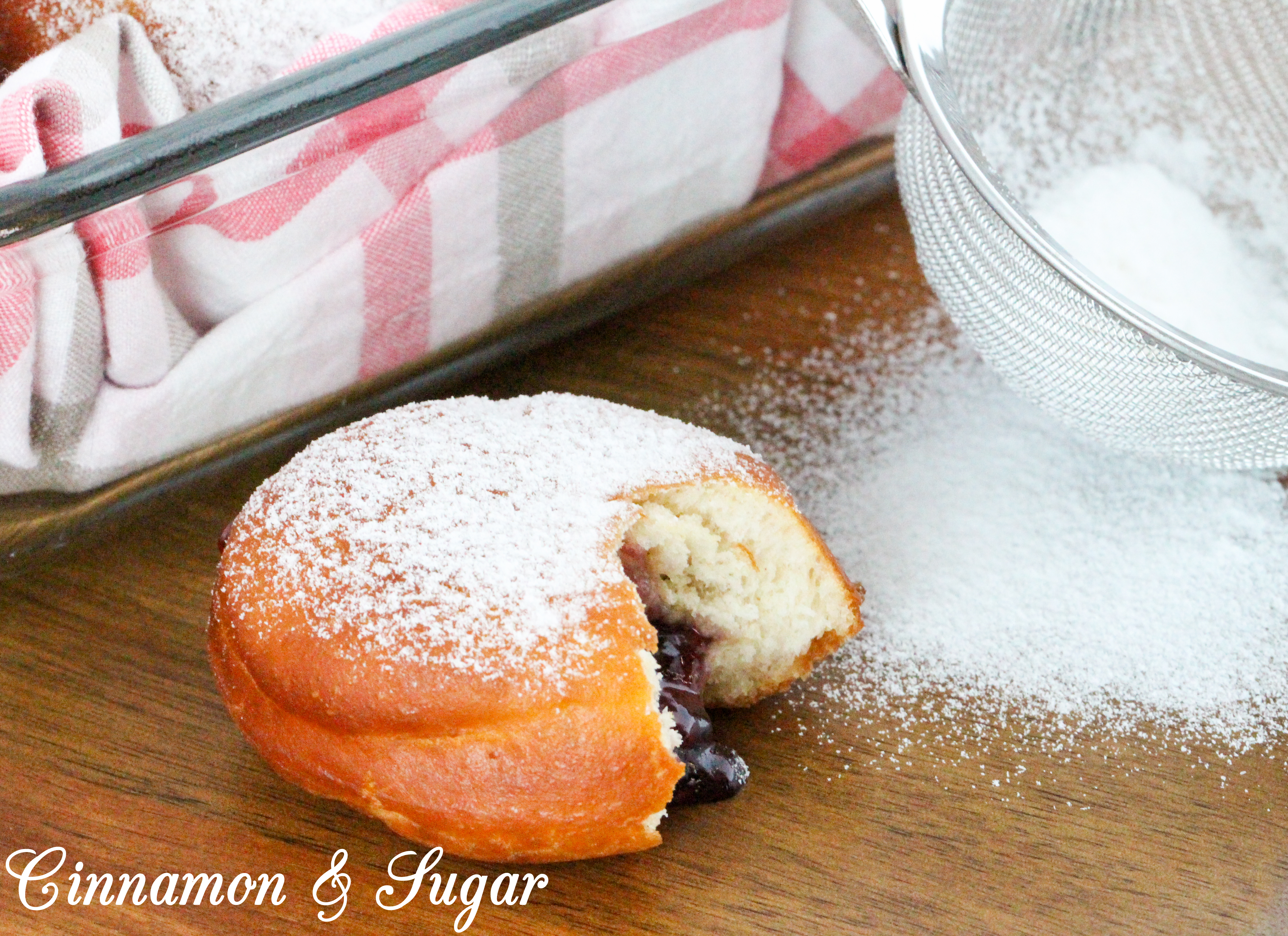Jelly-Filled Donuts