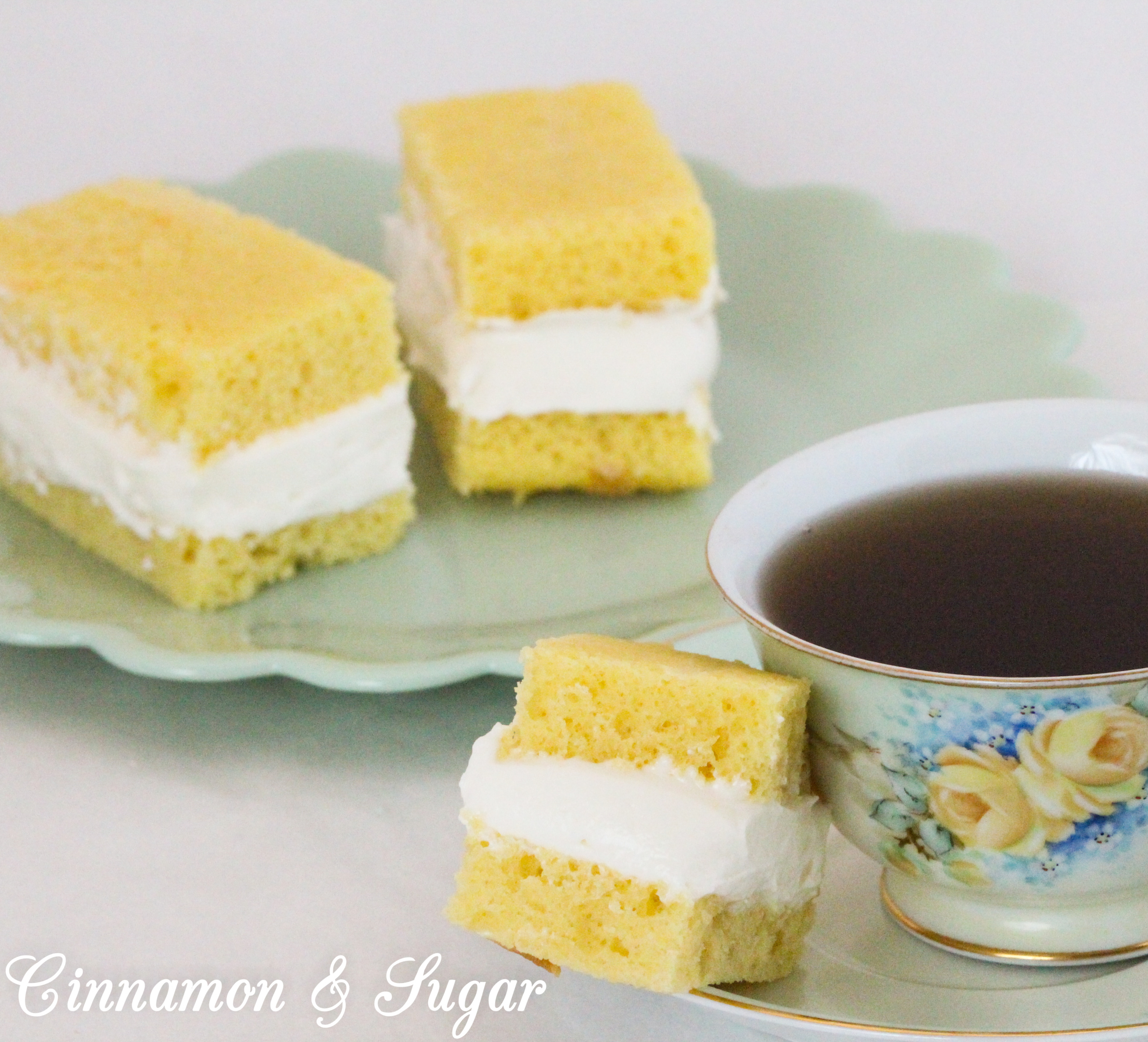 Using convenience products, these Twinkies are tender, golden cakes with a luscious creamy filling! The batch makes plenty to eat several pieces yourself and still have enough to share with family and friends! Recipe shared with permission granted by Kaye George, author of REVENGE IS SWEET.