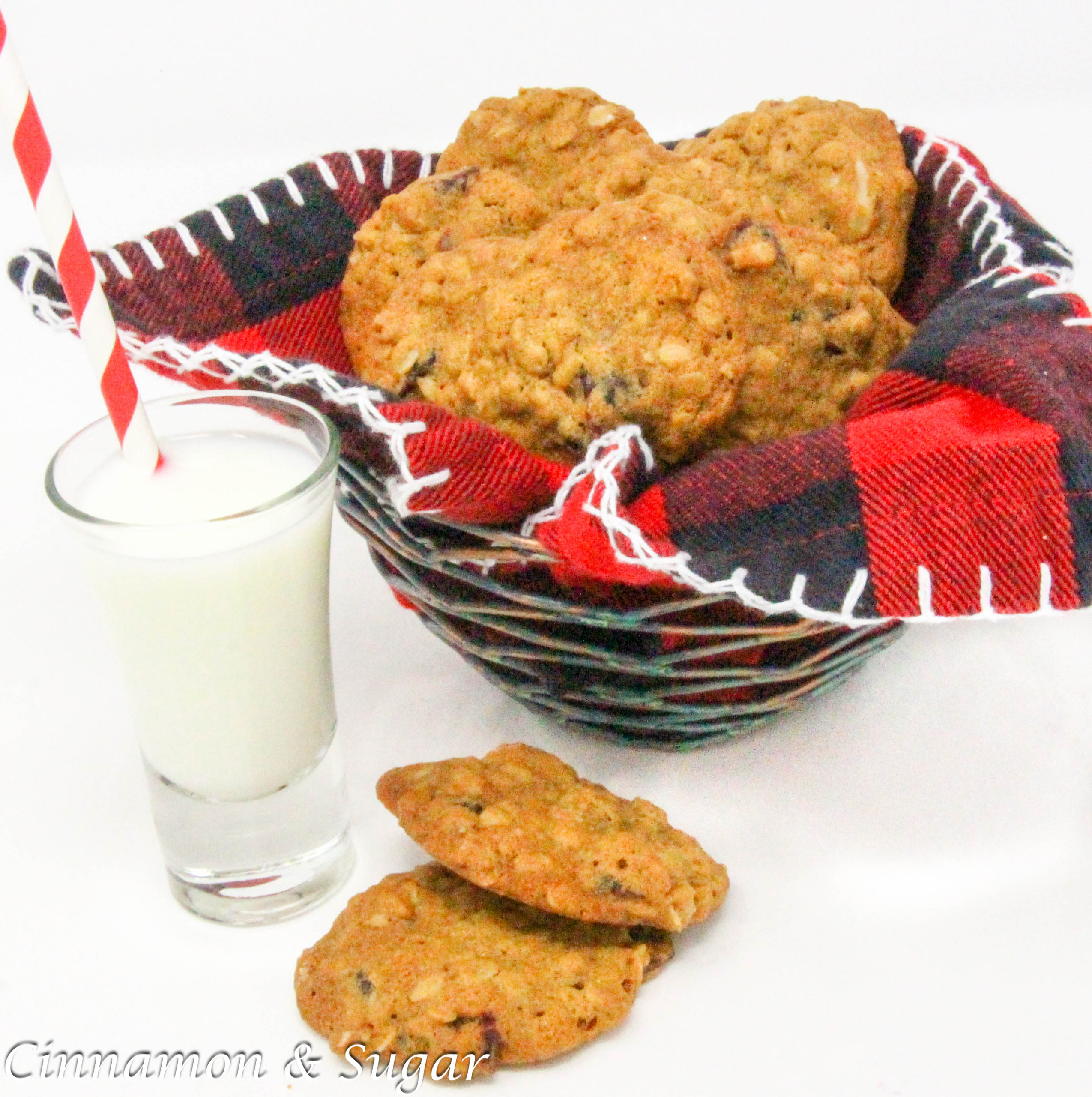 With the addition of molasses and cranberries to give the cookies an added depth of flavor and texture, Molasses Oatmeal Cookies are a yummy treat! Recipe shared with permission granted by Vicki Delany, author of A CURIOUS INCIDENT.