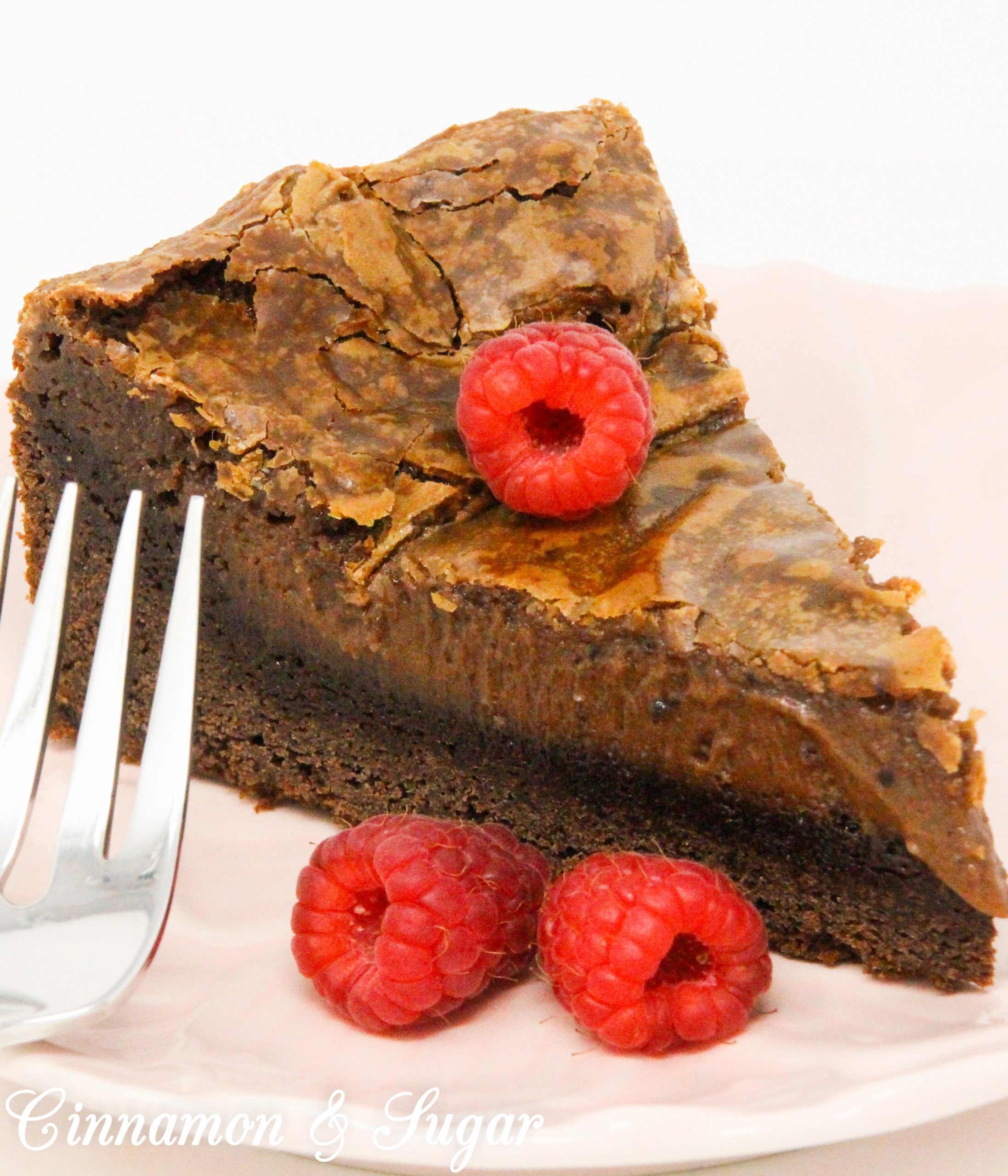Chocolate Gooey Butter Cake is a St. Louis dessert tradition from the 1930's. The modern version incorporates boxed cake mix to simplify matters and with the addition of dairy and pantry staples, a scrumptious dessert is created. Recipe shared with permission granted by Lynn Cahoon, author of PICTURE PERFECT FRAME.